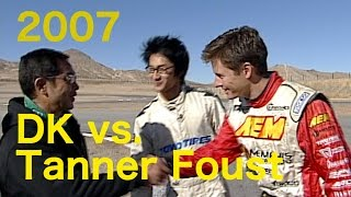 Download Tanner Foustが殴り込み! DRIVER SHOWDOWN!!【Best MOTORing】 Video