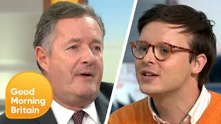 Download Should Piers Morgan Be Fired for His Views on Gender?   Good Morning Britain Video
