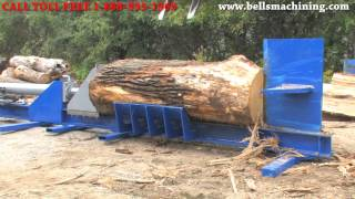 Download Bell's Super Log Splitter Video