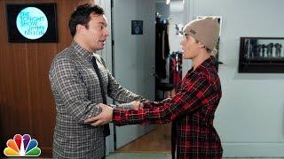 Download Secret Handshake with Justin Bieber Video