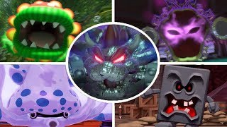 Download Mario Tennis Aces - All Bosses Video