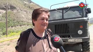 Download Naxçıvanın yeganə qadın traktorçusu Video
