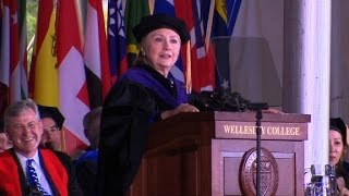 Download Clinton on election loss: Chardonnay helped Video