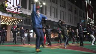 Download Behind the Scenes of Cats' Macy's Thanksgiving Day Parade Rehearsal Video