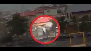Download During Japan Tsunami a strange creature was caught on camera - real footage Video