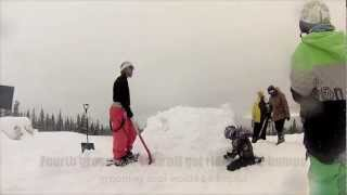 Download How to make a backcountry JUMP! Video