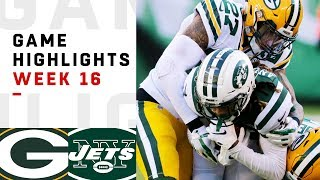 Download Packers vs. Jets Week 16 Highlights | NFL 2018 Video