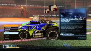 Download Playing Rocket League with my friend 1v1 Video