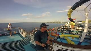 Download Carnival Dream cruise ship 2016 complete tour, all decks,cabin,food and pool decks Video