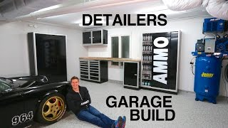 Download Ultimate Garage Build for Detailers Video