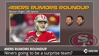 Download 49ers Rumors: New Signings, Trent Taylor, And 2018 Playoffs Video