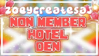 Download How To - Make a Hotel on Animal Jam - NM ( Non Member ) Edition Video