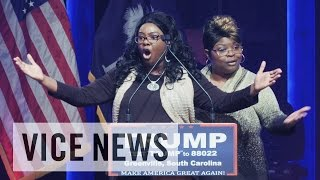 Download 2 Trump Girls: Meeting The Donald's Super Fans, Diamond And Silk Video