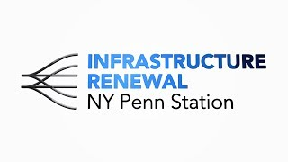 Download Amtrak's Infrastructure Renewal at New York's Penn Station Video