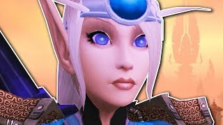 Download High Elves And Battle For Azeroth: The Allied Race Blizzard Are Determined Not To Give You Video