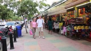 Download Main Street of Pantai Cenang, Langkawi Video