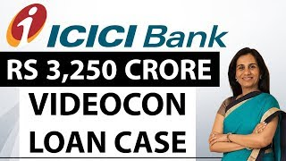 Download Videocon & ICICI Bank Controversy - Rs 3250 Crore Loan Case : CBI Enquiry for conflict of interest Video