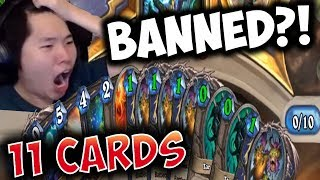 Download I BROKE HEARTHSTONE ALREADY WITH SHUDDERWOCK! | SHAMAN | THE WITCHWOOD | DISGUISED TOAST Video