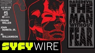 Download How Daredevil Saved John Romita Jr. | SYFY WIRE Video