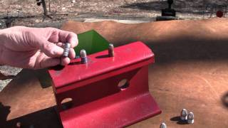 Download Hard Cast Lead Bullets vs Soft Lead Bullets Video
