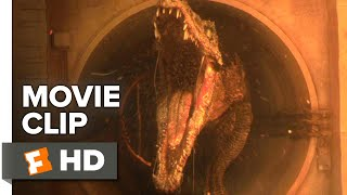 Download Jurassic World: Fallen Kingdom Movie Clip - The Baryonyx (2018) | Movieclips Coming Soon Video