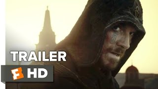 Download Assassin's Creed Official Trailer #1 (2016) - Michael Fassbender, Marion Cotillard Movie HD Video