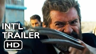 Download Logan Official International Trailer #1 (2017) Hugh Jackman Wolverine Movie HD Video