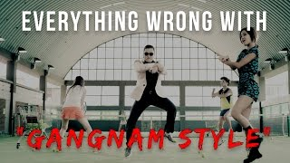 Download Everything Wrong With Psy - ″Gangnam Style″ Video
