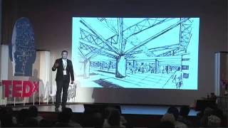 Download Simple ideas to innovative buildings: Alok Shetty at TEDxMuscat 2013 Video