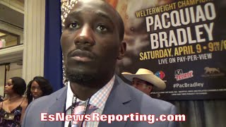 Download TERENCE CRAWFORD ON FIGHTING MIKEY GARCIA - EsNews Boxing Video