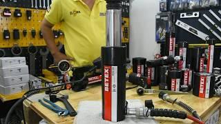 Download Kích thủy lực kết hợp với bơm điện BETEX EP18S vs BETEX NSSS256. Video