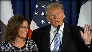 Download BREAKING: WHAT SARAH PALIN AND TRUMP DID TODAY HAS LIBERALS HEADS EXPLODING! Video