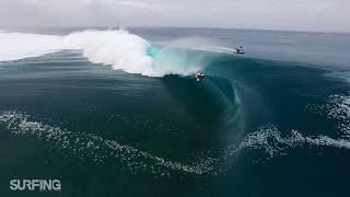 Download THE SURFING MAGAZINE ARCHIVE: The Tahiti Du Ciel Edit (2015) Video
