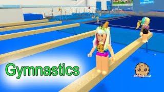 Download Gymnastics + Rollerskating ! Let's Play Roblox Fun Video Games Video