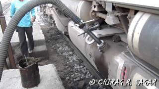 Download Diesel filling in first GM EMD WDG4 # 12001 (part 3) Video