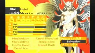 Download Persona 4 - Fusing an Invincible Helel Video