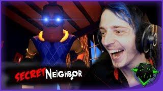 Download ESCAPING THE NEIGHBOR! | SECRET NEIGHBOR MULTIPLAYER | DAGames Video