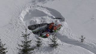 Download Some Polaris AXYS SKS and PRO hill fun! Video