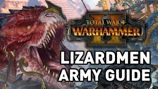 Warhammer Lizardmen Army Book 8th Edition