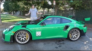 Download The Porsche 911 GT2RS Is the Craziest 911 Ever Video