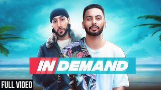 Download Manni Sandhu | Navaan Sandhu - In Demand | Latest Punjabi Songs 2018 Video