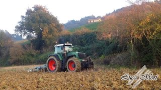 Download Fendt 930 Vario TMS Man Power & Erpice a dischi combinato Spedo - Preparation Soil Video