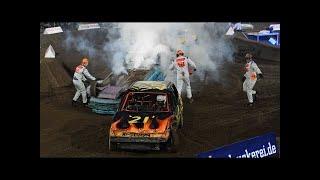 Download Die Highlights der Stock Car Crash Challenge 2014 - TV total Stock Car Crash Challenge Video