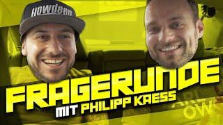 Download HOW DEEP? // FRAGERUNDE MIT PHILIPP KAESS IM RS4 Video