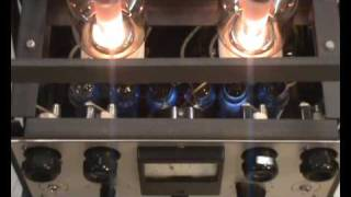 Download 1000W Amplifier Philips EL6471 at full power Video