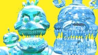 Download FROZEN NIGHTMARE ANIMATRONICS! (Gmod FNAF Sandbox Funny Moments) Garry's Mod Video