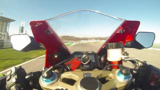 Download First ride on Honda CBR 1000 SP Fireblade 2017 with John McGuinness Video