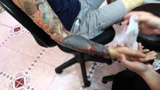 Download Ktattoo.vn / Hình xăm cá chép - Xăm hình nghệ thuật Việt Nam - Koi tattoo Viet Nam Video