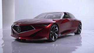 Download Acura Precision Concept - B Roll Video Video