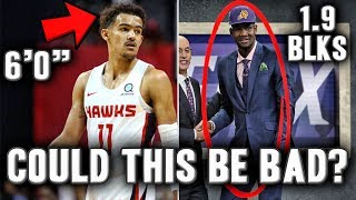 Download The Biggest Problem With Each Top Pick In The 2018 NBA Draft Video